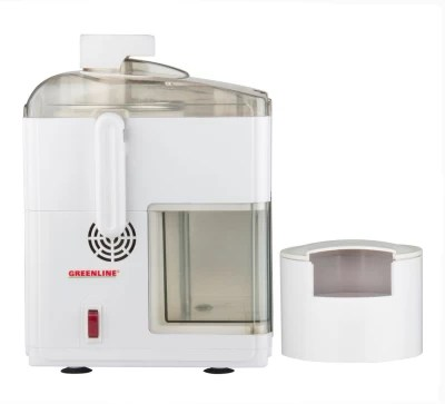 Greenline J-888 Dlx 450 W Juicer(White)