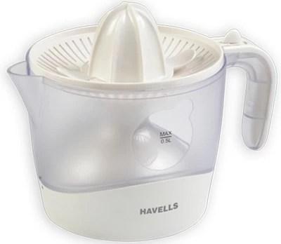 Havells Citrus 30 W Juicer(White, 1 Jar)
