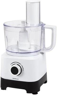 Havells Prohygiene Ghfmgayw050� 500 W Mixer Grinder(White, 1 Jar)