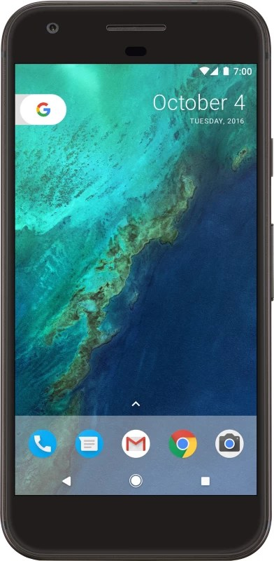 Google Pixel XL (Quite Black, 128 GB)(4 GB RAM)