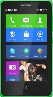 Nokia X (Bright Green, 4 GB)(512 MB RAM)