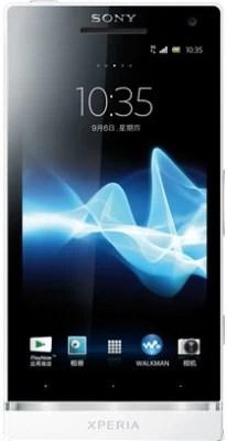 Sony Xperia SL (White, 32 GB)(1 GB RAM)
