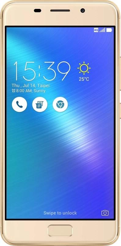 Asus Zenfone 3s Max (Gold, 32 GB)