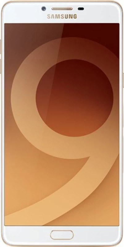 SAMSUNG Galaxy C9 Pro (Gold, 64 GB ROM)