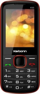 Karbonn K53(Black and Red)