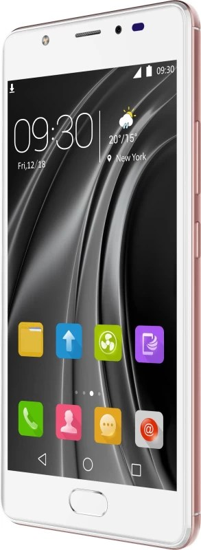 Panasonic Eluga Ray Max (Rose Gold, 64 GB)(4 GB RAM)