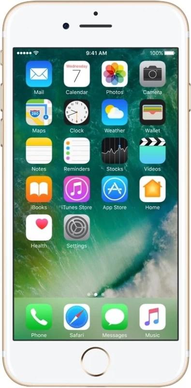 Apple iPhone 7 (Gold, 32 GB)