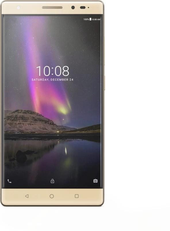 Lenovo Phab 2 Plus (Champagne Gold, 32 GB)(3 GB RAM)