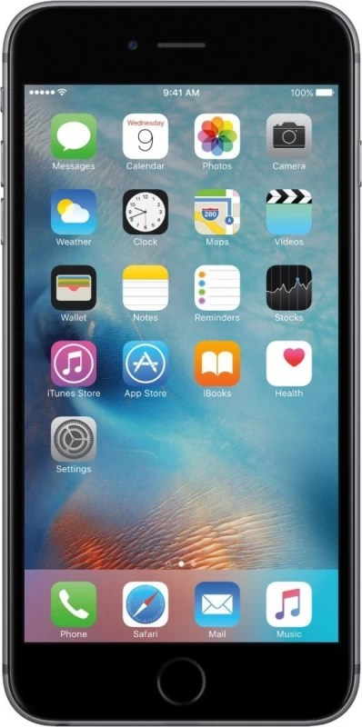 Apple iPhone 6s Plus (Space Grey, 32 GB)(2 GB RAM)