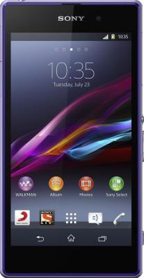 Sony Xperia Z1 (Purple, 16 GB)(2 GB RAM)