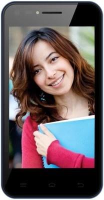 Celkon Q42 (Black and Blue, 4 GB)