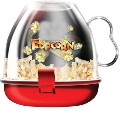 Shrih Portable SH-03075 500 g Popcorn Maker(Red)