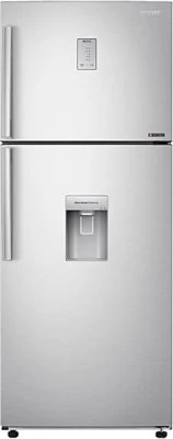 SAMSUNG 462 L Frost Free Double Door Refrigerator(RT47H567ESL/TL, Real Stainless)