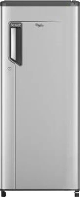 Whirlpool 190 L Direct Cool Single Door Refrigerator(205 ICEMAGIC CLS 5S, Silver Metallic)