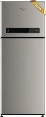 Whirlpool 265 L Frost Free Double Door Refrigerator(NEO DF278 ROY PLUS 4S, Alpha Steel)