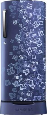 SAMSUNG 192 L Direct Cool Single Door Refrigerator(RR19H1834VL, Lilac Steel Violet)