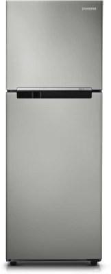 SAMSUNG 251 L Frost Free Double Door Refrigerator(RT28K3083S9, REFINED INOX, 2016)