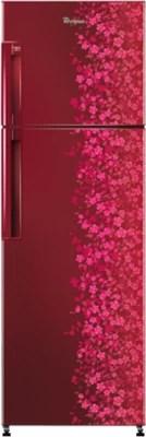 Whirlpool 245 L Frost Free Double Door Refrigerator(NEO FR258 ROY 3S, Wine Exotica)