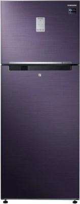 SAMSUNG 465 L Frost Free Double Door Refrigerator(RT47K6238UT, Pebble Blue)