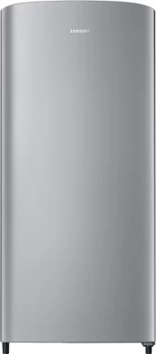 SAMSUNG 192 L Direct Cool Single Door Refrigerator(RR19J20A3SE/TL, Elective Silver)