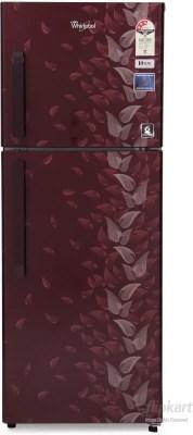 Whirlpool 242 L Frost Free Double Door Refrigerator(NEO IC255 CLS PLUS 3S, Wine Fiesta)