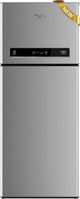 Whirlpool 265 L Frost Free Double Door Refrigerator(NEO IF278 ELT 3S, Alpha Steel, 2016)