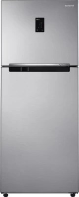 SAMSUNG 393 L Frost Free Double Door Refrigerator(RT39HDAGESL, Stainless Steel)