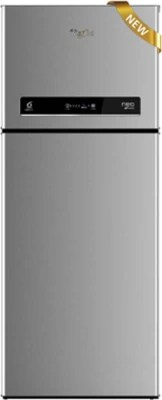 Whirlpool 245 L Frost Free Double Door Refrigerator(NEO IF258 ELT 3S, Illusia Steel)