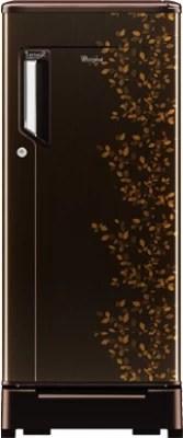 Whirlpool 185 L Direct Cool Single Door Refrigerator(200 IM POWERCOOL ROY 4S, Gold Imperia)
