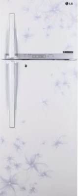 LG 360 L Frost Free Double Door Refrigerator(GL-U402HDWL, Daffodil White, 2016)
