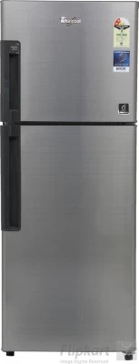 Whirlpool 245 L Frost Free Double Door Refrigerator(NEO FR258 ROY 2S, Illusia Steel)