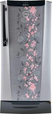 Godrej 192 L Direct Cool Single Door Refrigerator(RH EdgeDigi 192 PDS 6.2, Silver Spring)