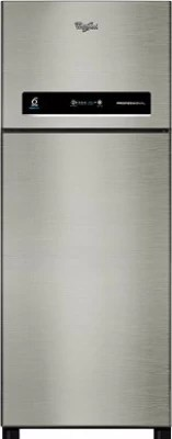 Whirlpool 340 L Frost Free Double Door Refrigerator(PRO 355 ELT 2S, Illusia Steel)