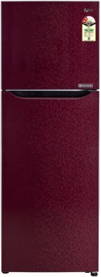 LG 258 L Frost Free Double Door Refrigerator(GL-B292SWCM, Wine Crystal)