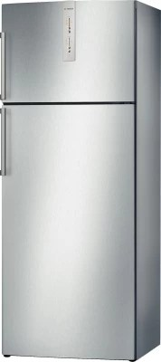 Bosch 401 L Frost Free Double Door Refrigerator(KDN46AI50I, Stainless Steel)
