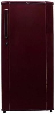 Haier 170 L Direct Cool Single Door Refrigerator(HRD-1905SR-H, Burgundy Red)