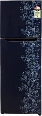 LG 258 L Frost Free Double Door Refrigerator(GL-B292SMPM, Marine Paradise)