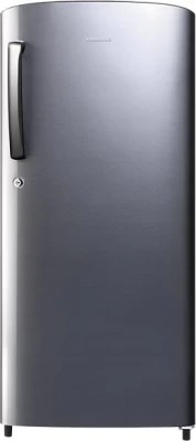 SAMSUNG 192 L Direct Cool Single Door Refrigerator(RR19H1414SA, Metal Graphite)