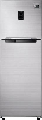 SAMSUNG 275 L Frost Free Double Door Refrigerator(RT30K3723S8/HL, Elegant Inox)
