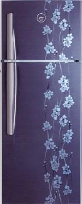 Godrej 261 L Frost Free Double Door Refrigerator(RT EON 261 PD 3.4, Denim Petals)