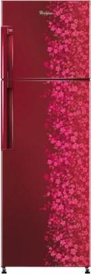 Whirlpool 265 L Frost Free Double Door Refrigerator(NEO FR278 ROY PLUS 3S, Wine Exotica)