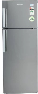 Electrolux 190 L Frost Free Double Door Refrigerator(REF EP202LSV-HFB, Brushed Hairline, 2016)