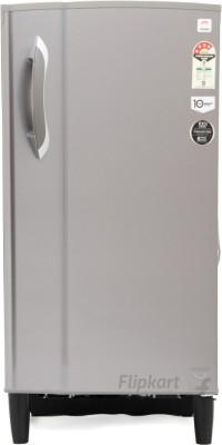 Godrej 185 L Direct Cool Single Door Refrigerator(RD EDGE 185 E3H 4.2, Silver Stone, 2016)