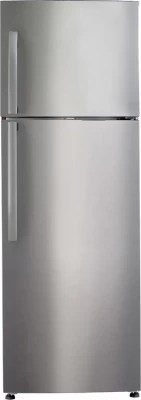 Haier 310 L Frost Free Double Door Refrigerator(HRF-3304PSS-R, Stainless Steel)