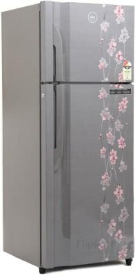 Godrej 311 L Frost Free Double Door Refrigerator(RT EON 311 P 3.4, Silver Meadow, 2016)