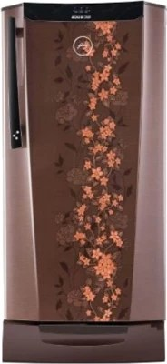 Godrej 212 L Direct Cool Single Door Refrigerator(RH EDGEDIGI 212PDS 6.2, Cocoa Spring)