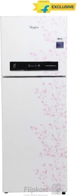 Whirlpool 340 L Frost Free Double Door Refrigerator(PRO 355 ELT 2S, Imperia Snow)