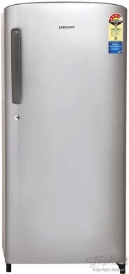 SAMSUNG 192 L Direct Cool Single Door Refrigerator(RR19H1414SA/TL, Metal Graphite)