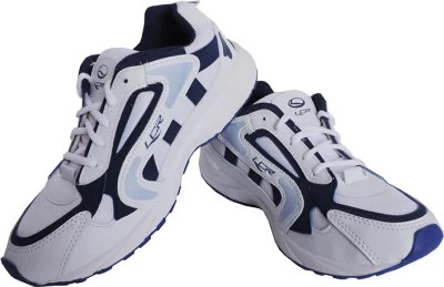 Lancer Lcr Jj-81 White & Sea Blue Running Shoes(White, Blue)