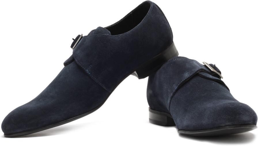 Ruosh Wedding Wear Shoes(Navy)